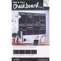 Wallies Removable Chalkboard Panels