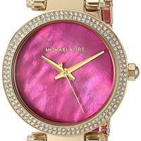 Michael Kors Watches Parker Three-Hand Watch