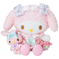 My Melody Deluxe Plush Doll DX All Dressed Up SANRIO JAPAN
