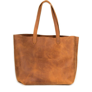 Nisolo - Lori Tote in Oak