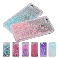 Shimmer Glitter Sparkle Transparent Iphone Case for Iphone