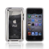 For Apple iPod Touch 4 Plastic Case - Transparent Clear