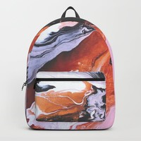 soul mate Backpack by duckyb