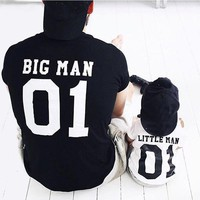 Father and Son Family Shirt