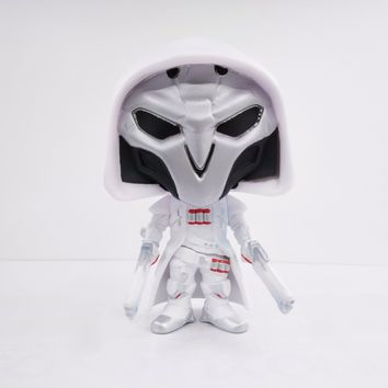 POP! Games Overwatch Vinyl Figure REAPER white 10cm #93