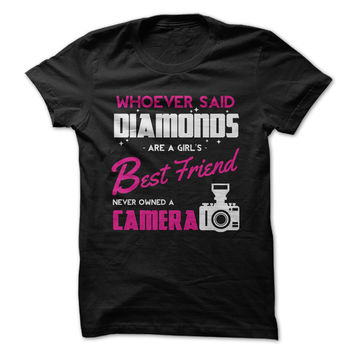 Cameras Are A Girl's Best Friend