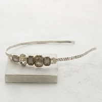 Leste Headband by Anthropologie Silver One Size Hair