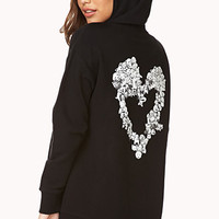 Puppy Love Zip-Up Hoodie