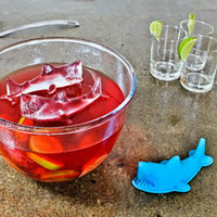 SHARK ICE - 3D SHARK ICE MOLD