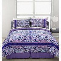 Walmart: American Campus Valencia Medallion Mini Bedding Comforter Set