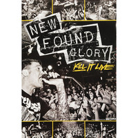 New Found Glory Domestic Poster