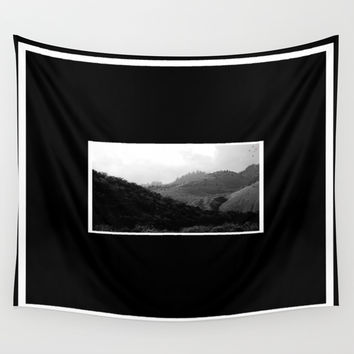 Maui Hills Wall Tapestry by Derek Delacroix