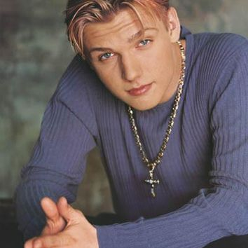 Backstreet Boys Nick Carter 1999 Poster 22x34