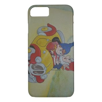 NODDY AND BIG EARS Apple Phone Cover