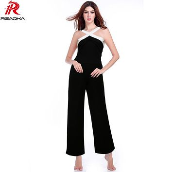 48f3099e5b5 Sexy Backless Rompers Womens Jumpsuit 2018 Night Club Plus Size