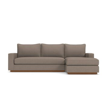 Harper 2pc Sleeper Sectional