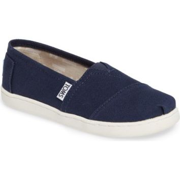 TOMS 2.0 Classic Alpargata Slip-On (Toddler, Little Kid & Big Kid) | Nordstrom