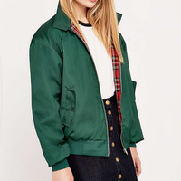 Urban Renewal Vintage Surplus Green Harrington Jacket - Urban Outfitters