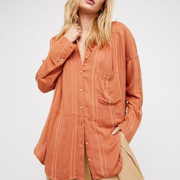 Free People Cozy Nights Top