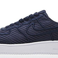 nike air force 1 ultraforce low lv8 navy blue 864015 401