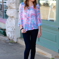 Frills & Thrills Top {Neon Mix}