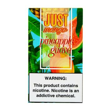 Just Mango Pineapple Guava 4 Pods