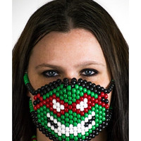 Red TMNT Mask