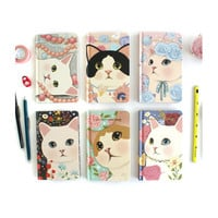 2015 Jetoy choo choo cat dated small diary scheduler