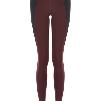 Ribbed High Rise Ankle Legging by Ivy Park - Brands at Topshop - Clothing