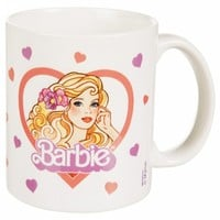 Barbie Heart Mug