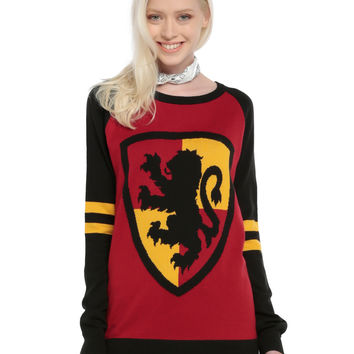 Harry Potter Gryffindor Girls Sweater