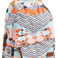 Volcom Print Backpack (Juniors)