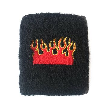 Deadstock Flame Wristband