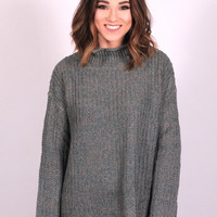 Forest Route Sweater
