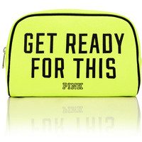 NEW! Fashion Show Large Makeup Bag