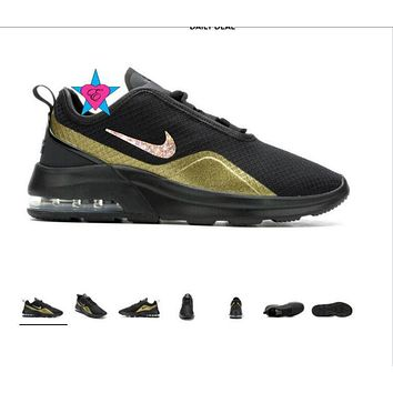 Bling Shoes for Girls | Nike Max Motion 2 | 3.5-7