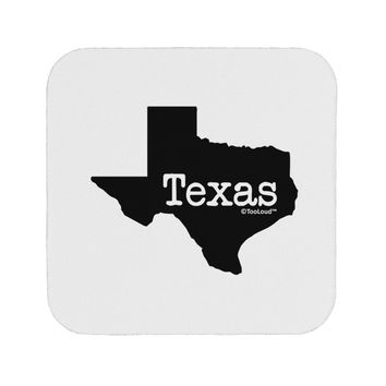 Texas - United States Shape Coaster by TooLoud