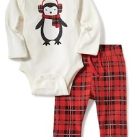 2-Piece Graphic Set for Baby | Old Navy