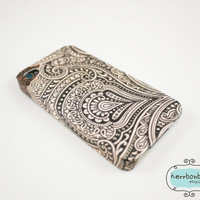 Vintage Thai Geometric Pattern - iPhone 5 Case, iPhone 5 cover, iPhone hard Case