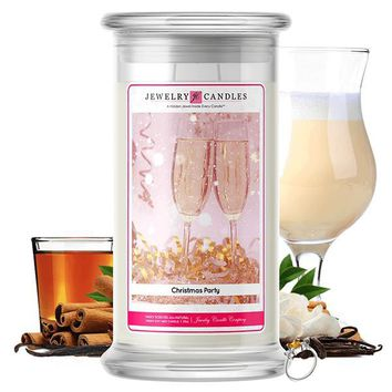 Christmas Party | Jewelry Candle®
