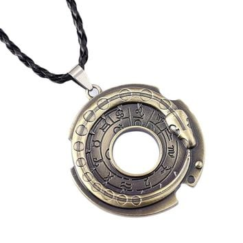 Assassins Creed Chain Necklace for Men