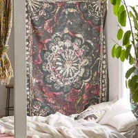 Magical Thinking Lakshmi Batik Tapestry