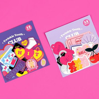 Twinkle youth club deco sticker pack