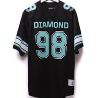 Diamond Supply Co DMND Football Jersey at PacSun.com