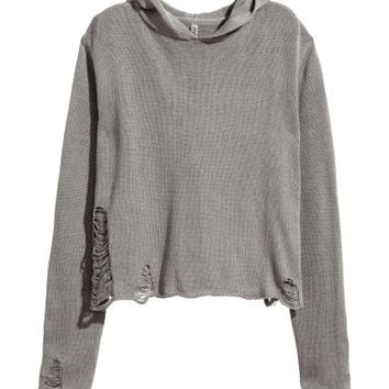 H&M Hooded Sweater $29.99