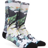 Stance Gums Crew Socks - Mens Socks - Black - One