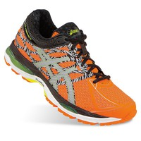 ASICS GEL-Cumulus 17 Lite-Show Men's Running Shoes (Orange)