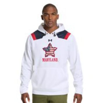 "Under Armour Men's Maryland ""Star Spangled"" UA Storm Hoodie"