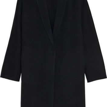 Donna Karan New York - Wool and cashmere-blend coat