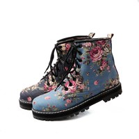Woman's Doc Martin Style Boots Winter or Regular Available